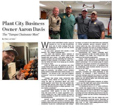 plant city news clip